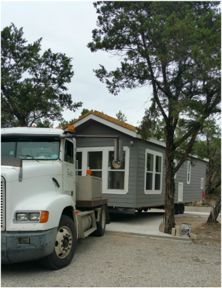 Coldwater Creek RV Park Install